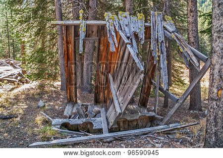 Outhouse For Four?