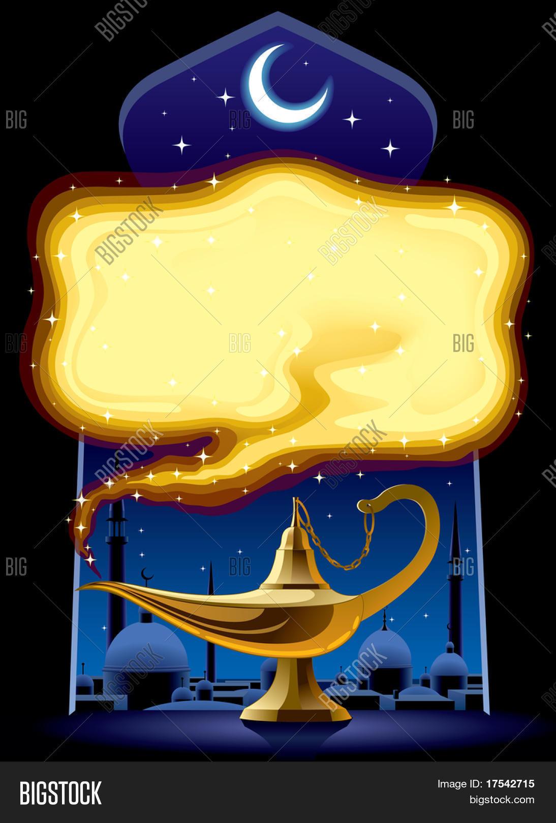Vector Poster Aladdin Vector & Photo (Free Trial) | Bigstock