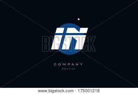 Ig I Q  Blue White Circle Big Font Alphabet Company Letter Logo