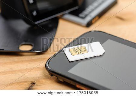 Mini Sim Card