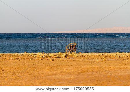 Dreamlike beauty of a tropical island, Egypt