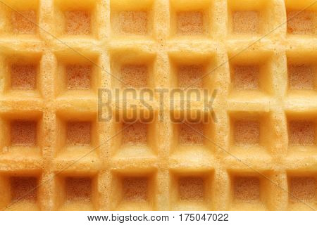 Wafer cells texture background