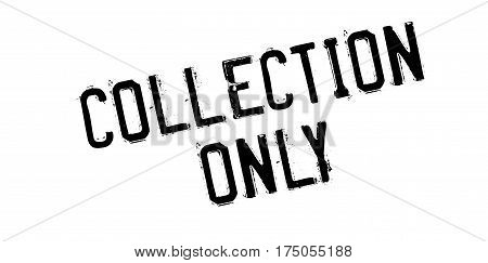 Collection Only rubber stamp. Grunge design with dust scratches. Effects can be easily removed for a clean, crisp look. Color is easily changed.