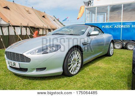2005 Aston Martin Car