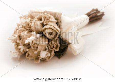 Wedding Bouquet (Vintage / Nostalgic Look)