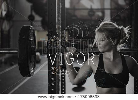 Vigor Fitness Exercise Body Health