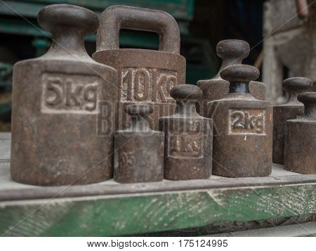 Metal Weights