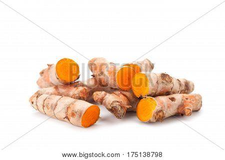 Turmeric Rhizome Or Longa
