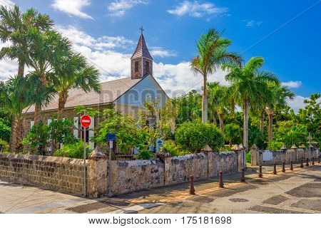 Saint Barthelemy Anglican Church.