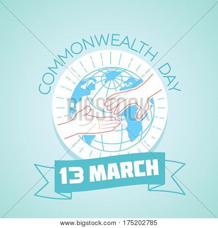 13 March Commonwealth Day