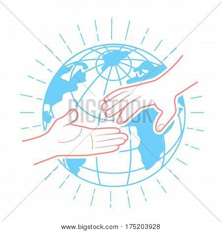 Icon Helping Hands