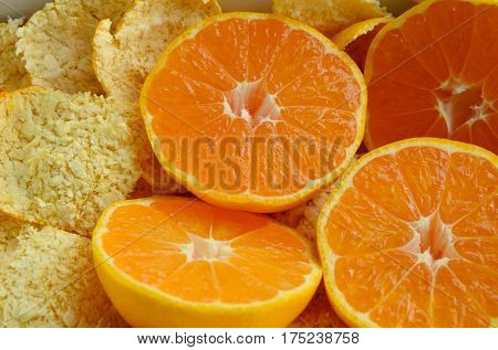 Clementines,orange or citrus with Peels for Homemade air freshener and other.