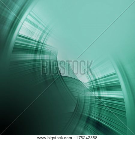 Abstract dark green background for cover cd
