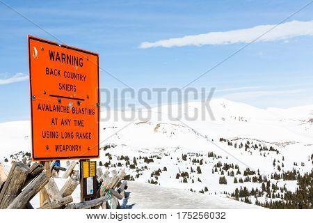 Loveland Pass