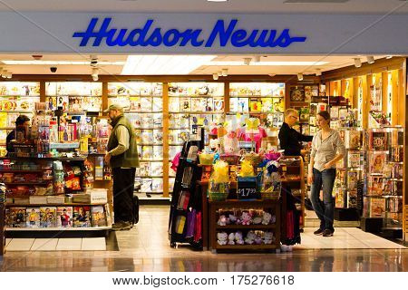 Airport Store