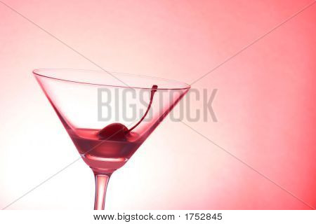 Cherry And Glass 4