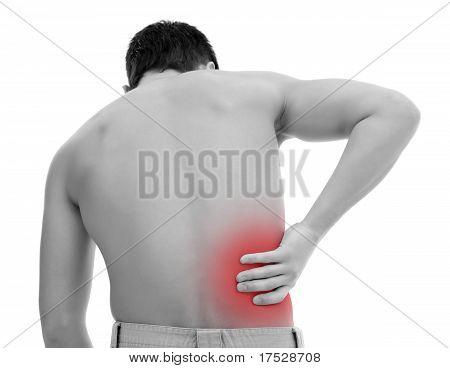 Pijn in de rug