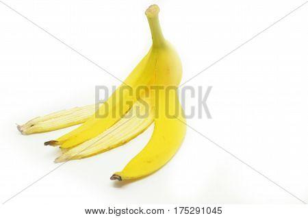 Peeled Banana Skin