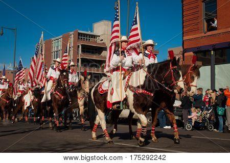 Western Stock Show Parade