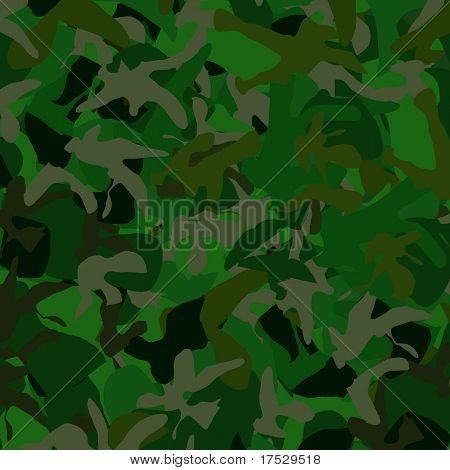 Dark Green camoflage background at 25 megpixels.