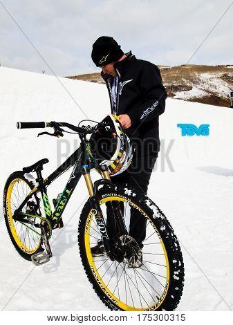 Winter Teva Mointain Games