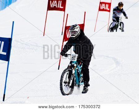 Teva Dual Slalom Bike
