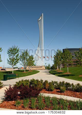 Denver Tech Center Monument