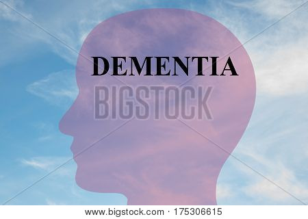Dementia - Neurological Concept