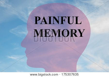 Painful Memory - Mental Concept