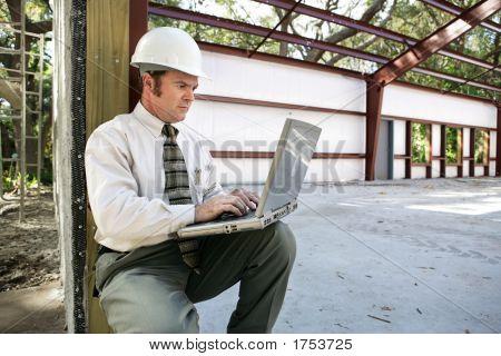Online op de bouwplaats