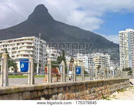 SEA POINT, CAPE TOWN SOUTH AFRICA 15fip