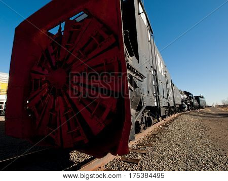 Rotary Train