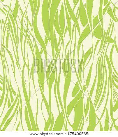 Beautiful seamless wave vector pattern in pastel colours. Colorful background or textile. Hand drawn doodle. Good vector illustration for your background or textile