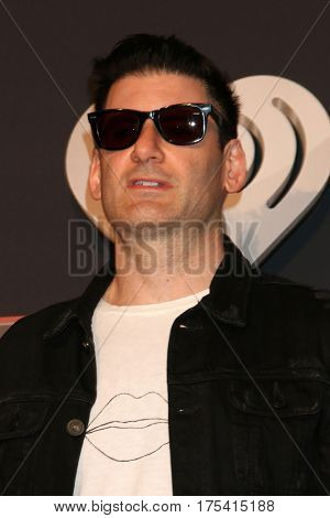 LOS ANGELES - MAR 5:  Gary Richards, aka Destructo at the 2017 iHeart Music Awards at Forum on March 5, 2017 in Los Angeles, CA