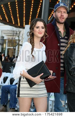 LOS ANGELES - FEB 4:  Laura Marano at the Rebecca Minkoff's