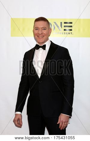 LOS ANGELES - FEB 11:  Joseph Sikora at the 48th NAACP Image Awards Arrivals at Pasadena Civic Auditorium on February 11, 2017 in Pasadena, CA