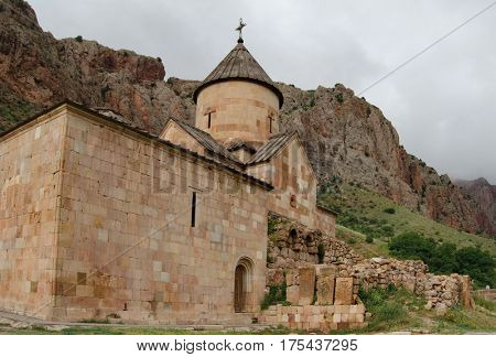 Noravank monastery from 13th century, Armenia