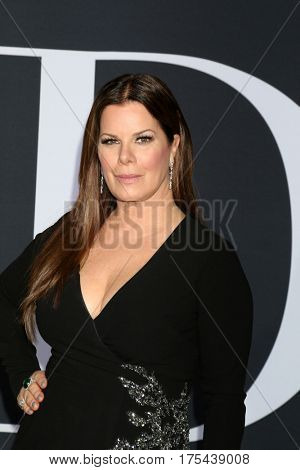 LOS ANGELES - FEB 2:  Marcia Gay Harden at the