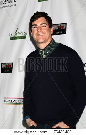 LOS ANGELES - FEB 23:  Tim Dowllng at the 12th Annual Oscar Wilde Awards at Bad Robot Studios on February 23, 2017 in Santa Monica, CA