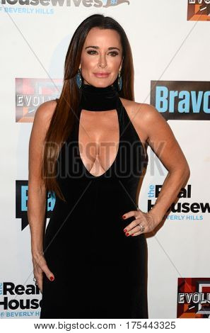 LOS ANGELES - DEC 2:  Kyle Richards at the