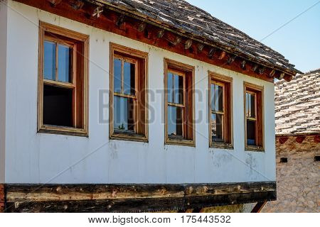 Old bosnian house (Pocitelj - Bosnia and Herzegovina)