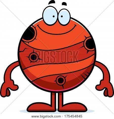 Happy Cartoon Mercury