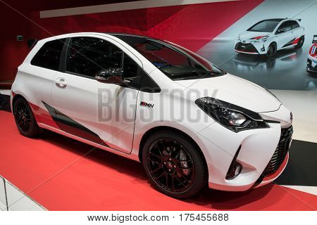 Toyota Yaris Grmn Hot Hatch Car