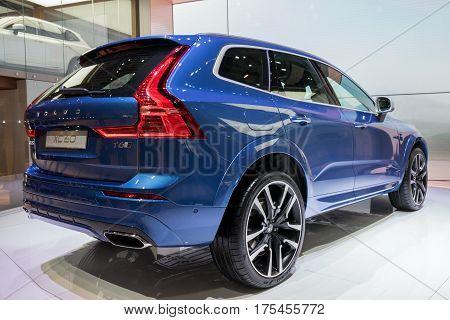 New 2018 Volvo Xc60 Car