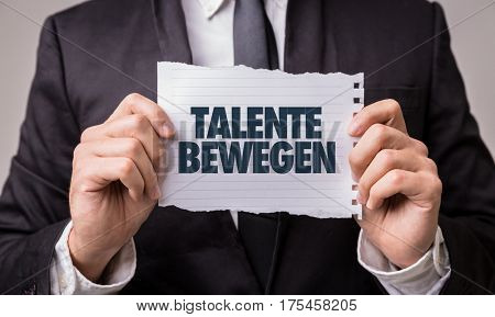 Talented People (in German)