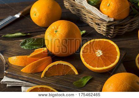 Raw Organic Cara Oranges