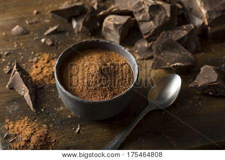 Raw Organic Dark Chocolate Cocoa Powder