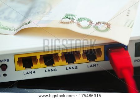 Money Wi-fi Router
