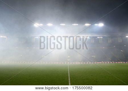 Metalist Stadium In Kharkiv