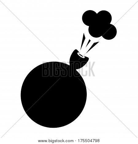 april fool whoopee cushion pictogram vector illustration eps 10
